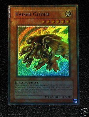 Yu-gi-oh Ultra Rare Card Dr1-en213 Kaiser Glider Yugioh