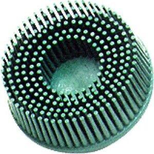 Scotch-Brite-2-Green-Roloc-Cookie-Bristle-Disc-3M-07524-Box-Of-10