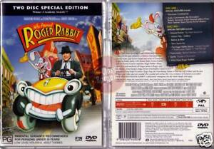 image is loading who framed roger rabbit 2 dvd set bob - Who Framed Roger Rabbit Dvd