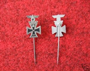 Nadel-Eiserne-Kreuz-EK-1914-Spange-Miniatur-Orden
