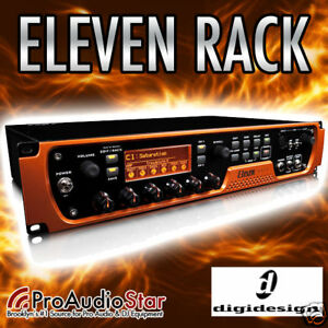 Digidesign-avid-Eleven-Rack-Effect-Processor-Pro-Tools-10-PROAUDIOSTAR