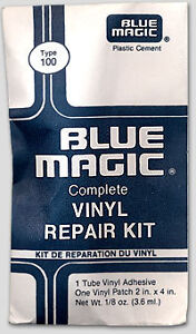 Waterbed  Repair Kit - Glue and Patch Set