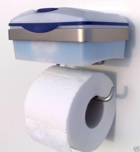 hakle toilettenpapierhalter feuchtt chernbox edelstahl. Black Bedroom Furniture Sets. Home Design Ideas
