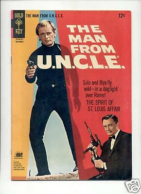 Man From Uncle 9 Vf