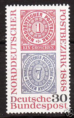 BRD 1968 Mi. Nr. 569 Postfrisch LUXUS!!!