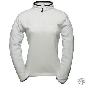 Womens-Dare2b-Effie-White-Micro-Fleece