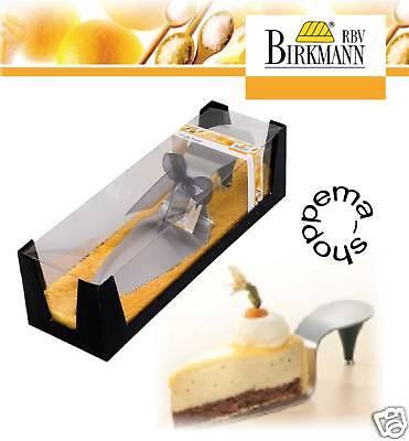 Tortenmesser/Tortenheber Edelstahl  High Heel RBV Birkmann Spülmaschinenfest