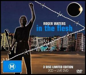 ROGER-WATERS-2-CD-DVD-IN-THE-FLESH-LIVE-IN-CONCERT-PINK-FLOYD-NEW