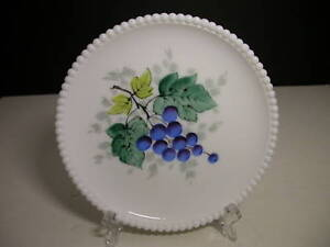 Westmoreland-Beaded-Edge-Grapes-Salad-Plate-7-1-2-D