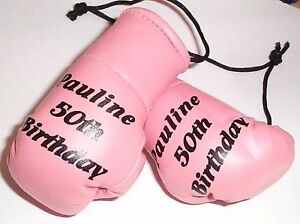 Personalised-Mini-Boxing-Gloves-Any-Colour-any-name