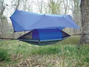 Crazy Creek Lex Ultra Light Camping Hammock Off Ground