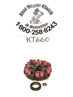 Ford Dual Stage Tractor Clutch Kit Kt660