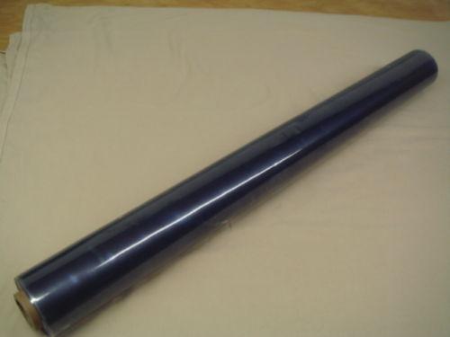 54 X 10 Yds X 30mil Heavy Duty Super Clear Plastic / Vinyl Sheet/sheeting