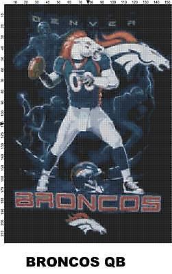 NFL-Denver-Broncos-Mascot-cross-stitch-pattern