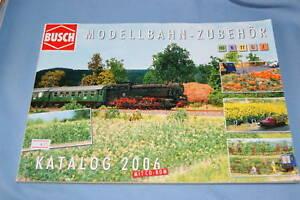 BUSCH-Katalog-Catalog-2006-D