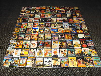 100  NEW DVD WHOLESALE LOT,  ASSORTED NEW DVDS NO DUPLICATIONS  on Rummage