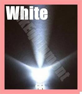 5mm White 15000mcd Super Bright LEDs LED x25