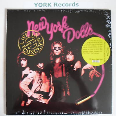 NEW YORK DOLLS - Live In Concert Paris  - LP NEW 180g - New York Dolls Concerto