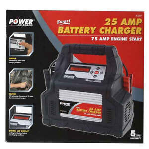 New-Vector-Power-On-Board-25-Amp-Battery-Charger