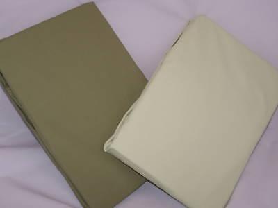 Light Sage Green Full Honeydew Bed Skirt Bedskirt Dust Ruffle Company Store