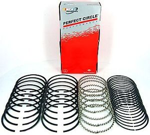 CHEV / FORD / HOLDEN CAST PISTON RINGS . 4