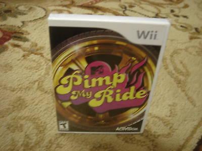 Pimp My Ride (wii, 2008)