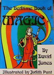 The Bedtime Book Of Magic, Signed First Edition.
