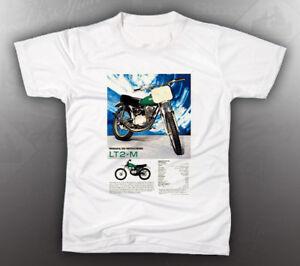 vintage yamaha lt2 m shirt like nos