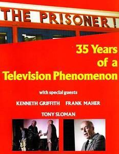 Prisoner-Patrick-McGoohan-Portmeirion-2-x-DOCUMENTARIES-rare-Limited-Edition