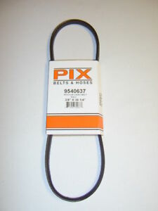 Pix-Replaces-MTD-Belt-754-0637A-954-0637A-754-04101