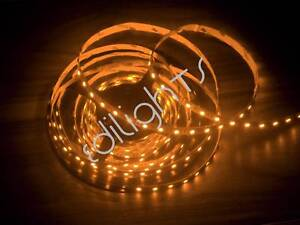 BOBINA STRIP LED 12V 24W USO INTERNO LUCE ARANCIONE Orange