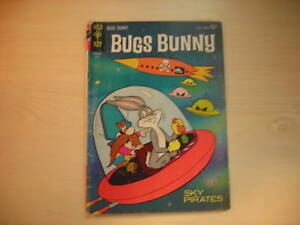 Bugs bunny sky pirates gold key comics 1964 ebay - Bugs bunny pirate ...