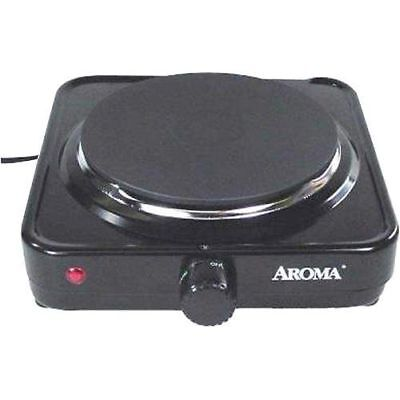 Aroma Ahp-303 Single Hot Plate Portable Electric Burner D...