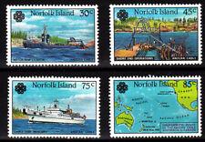 1983 Norfolk Island World Communications Year MUH
