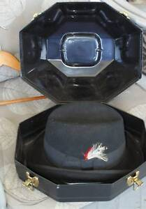 SHOW-EQUESTRIAN-HORSE-RIDING-HAT-FANCY-SIZE-7-1-2-BOX