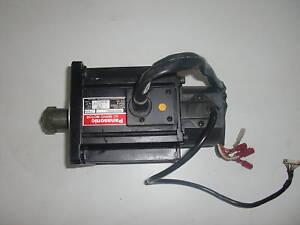 Panasonic Ac Servo Motor Mdm082q2v Ebay