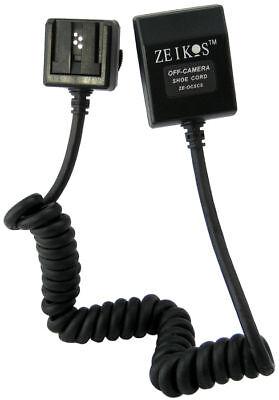 Dedicated Ttl Off Camera Shoe Cord For Canon Eos 1d 40d 50d