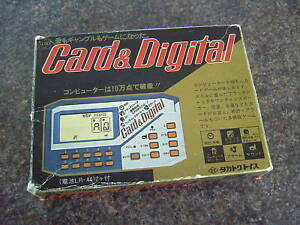 CARD-amp-DIGITAL-FORTUNE-TELLER-HANDHELD-LCD-GAME-1980s