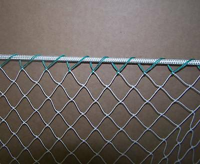 10' X 12' Chip Shot Golf Netting With Top Rope Border 1 - 7 Barrier Net
