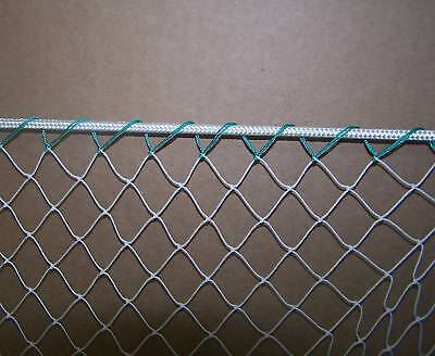 35' X 12' Golf Netting With Top Rope Border 1 - 7
