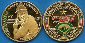 ROBERTO-CLEMENTE-BASEBALL-Coin-Carolina-Puerto-Rico-1-100-GP
