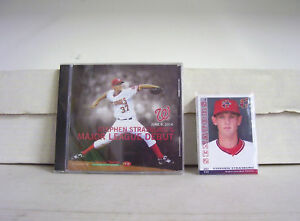 Stephen-Strasburg-1st-Game-DVD-SGA-ROOKIE-CARD-SET