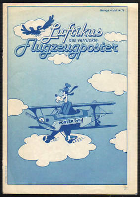 MM BEILAGE AUS # 14/'79 LUFTIKUS TEIL 1