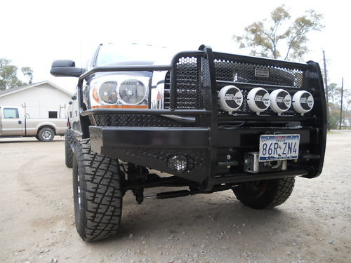 Texas Ranch Hand Bumpers : Javelina bumpers houston autos we