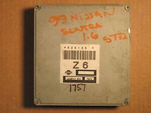 NISSAN-SENTRA-ECU-ECM-ENGINE-COMPUTER-JA18-P17-B0Z