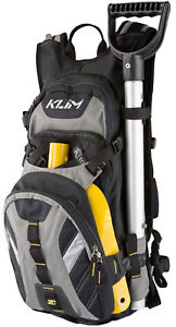 HMK-Shovel-Klim-Nac-Pak-Snowmobile-Enduro-Hydration-Back-Pack-Mountain-Riding