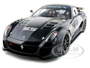 FERRARI-599XX-599-XX-BLACK-EDITION-EDITION-55-1-18-MODEL-CAR-BY-HOTWHEELS-T6252