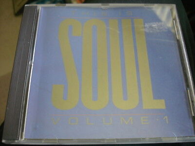 This Is Soul, Vol. 1 (CD, Kem-Disc) WORLDWIDE SHIP AVAIL!