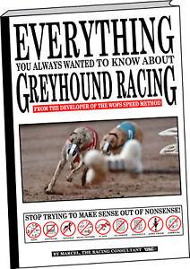 dog racing betting