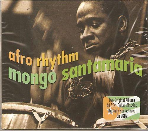 AFRO RHYTHM MONGO SANTAMARIA 2 CD BOX SET
